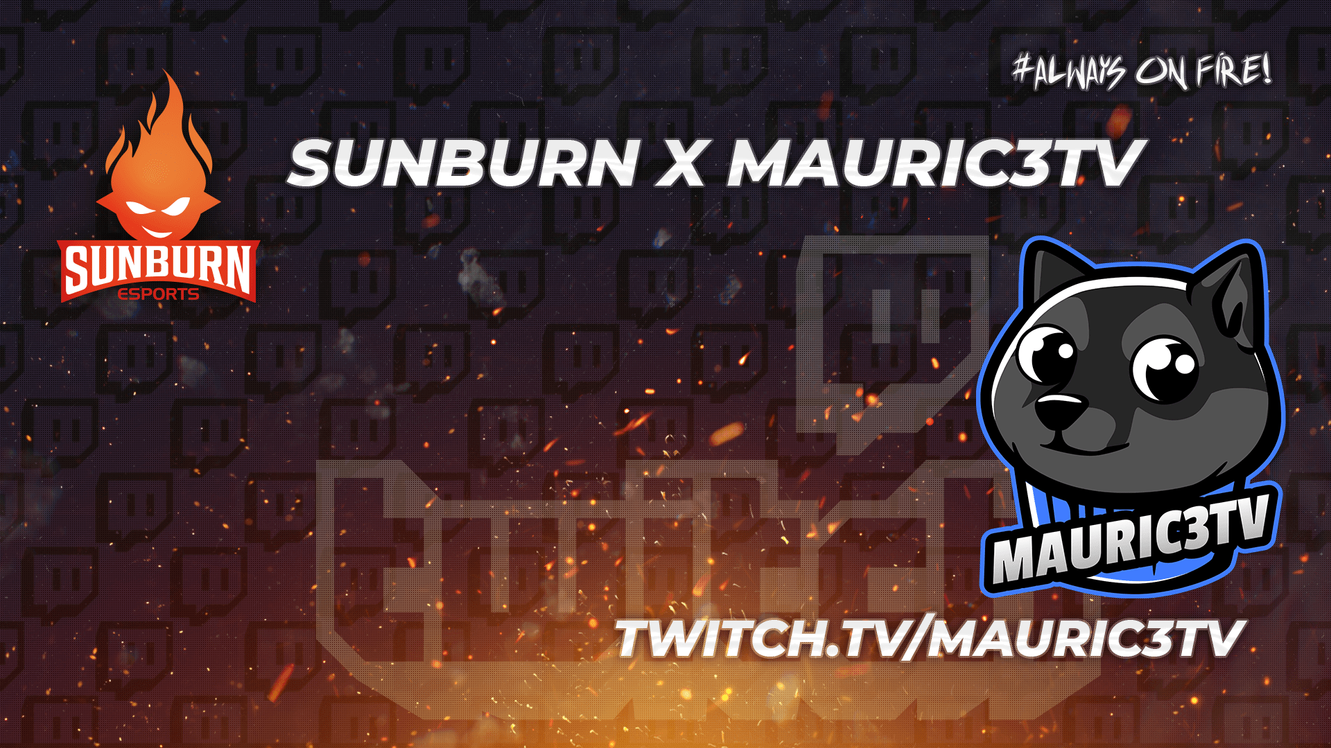 SUNBURN x Mauric3TV